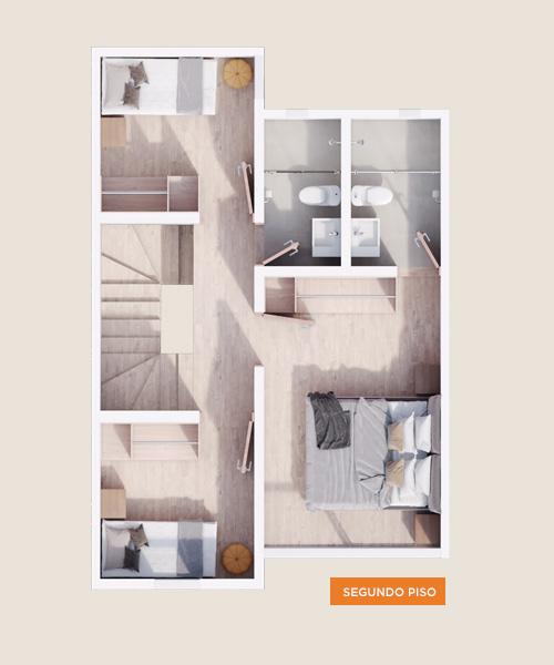 Picaflor segundo piso